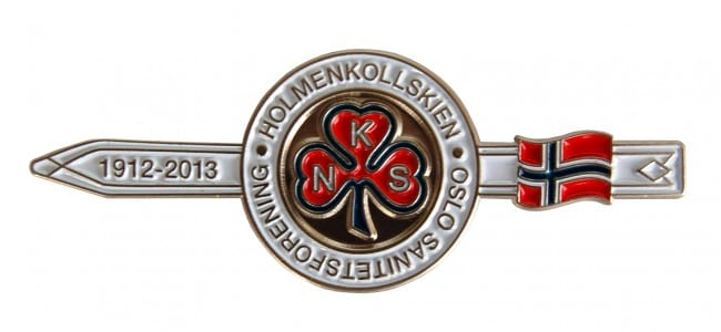 Holmenkollskien 2012 2013 2