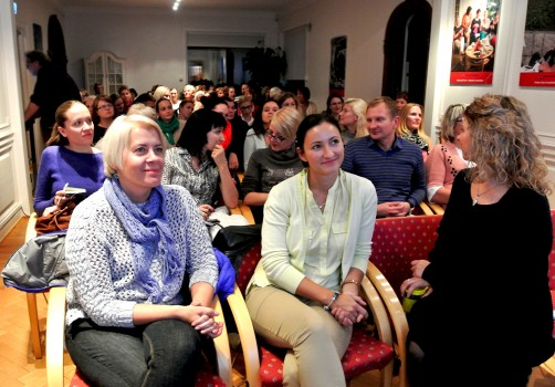 Seminar om Barnevernet Foto: Tanja Buan