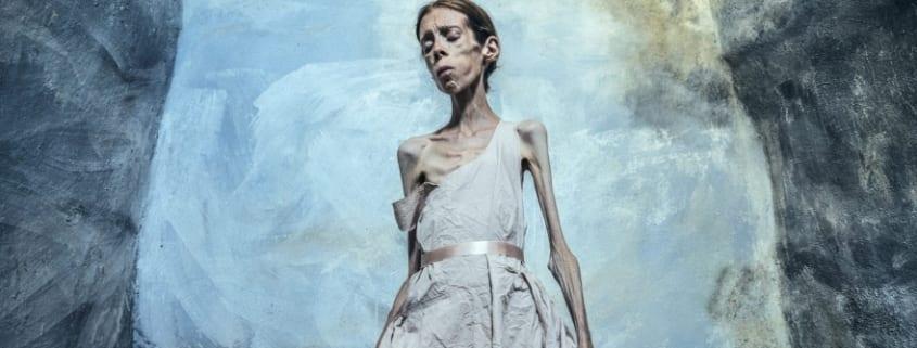 Selvportrett filmen om Lene Maries kamp mot anoreksi