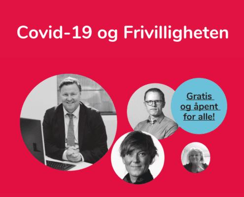 Covid 19 og frivilligheten 1