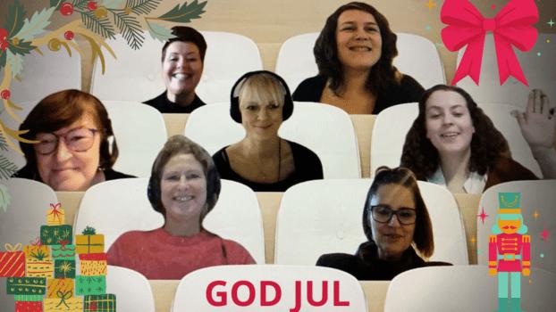 JULEBILDE 1
